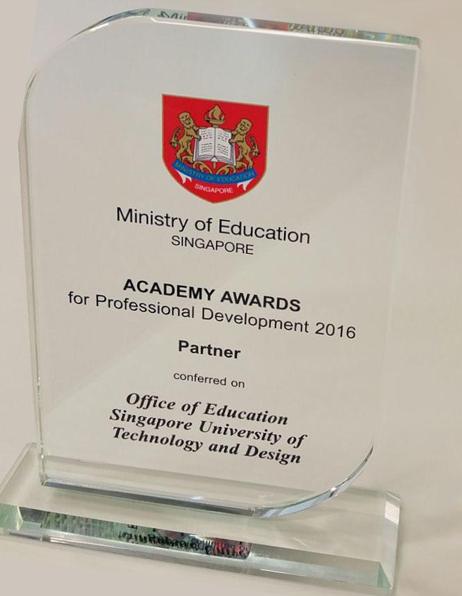 Singapore University of Technology and Design: Achievements