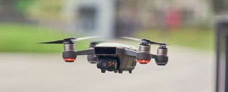 Drones for the Industry: Maximising Productivity