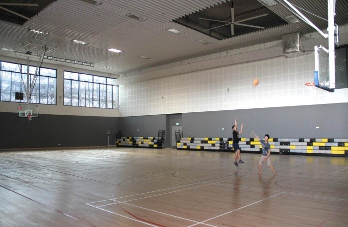 Singapore University Of Technology And Design Sports And