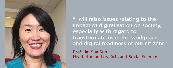 Prof Lim Sun Sun nominated as NMP