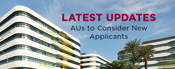 Autonomous Universities to Consider New Applications; Prospective Students May Apply by 17 May