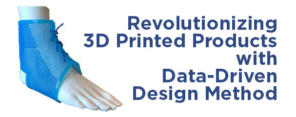 SUTD Researchers Revolutionize 3D Printed Products with Data-Driven Design Method