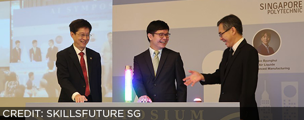 SUTD Academy Partners Singapore Polytechnic for Data Science Programme