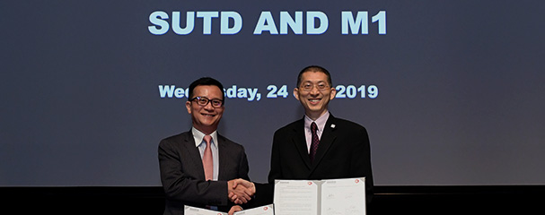 M1 and SUTD unveil joint research to advance 5G robotics technology and innovation