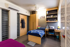 Hostel - Two-bed hostel room